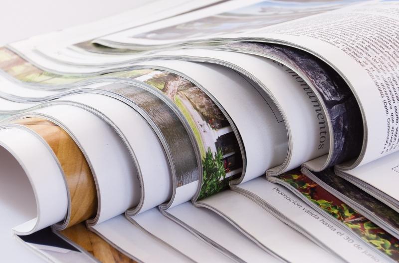 Изготовление журналов