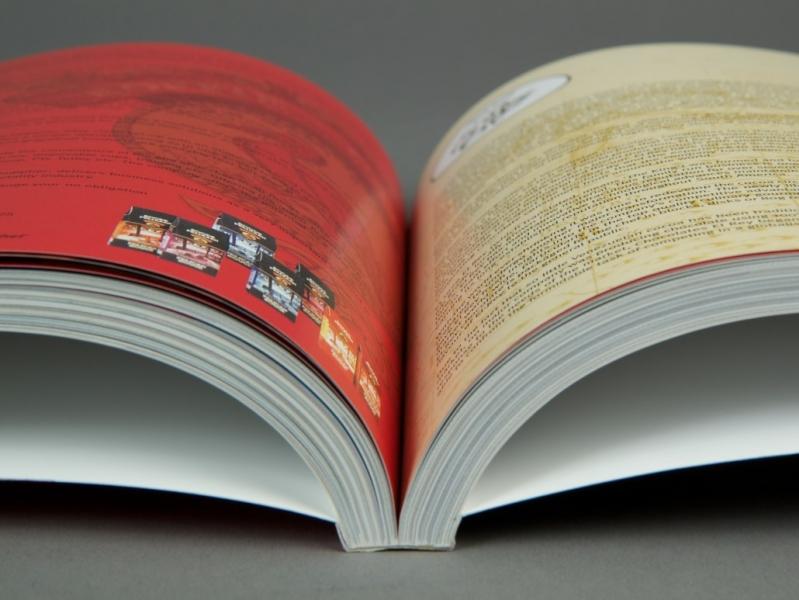 Изготовление книг в мягкой обложке